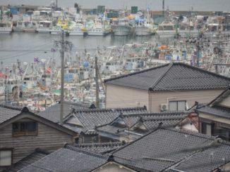 Wajima – from the window, Mar.2016