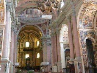 La basilica di San Gaudenzio