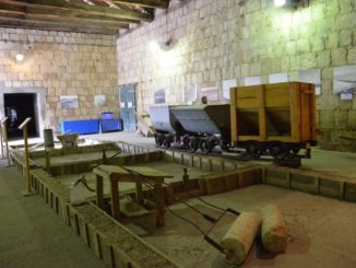 Croatia, Pag – salt museum, July 2014