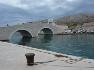 Croatia, Pag – reflection, July 2014