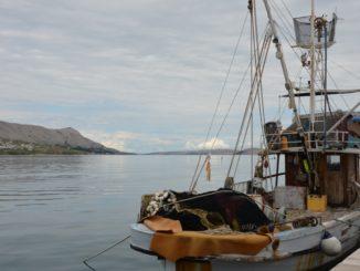 Croatia, Pag – fishing boat, July 2014