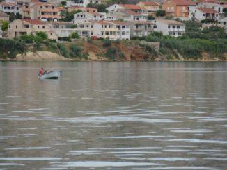 Croatia, Pag – boat, July 2014