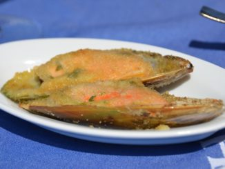 Seafood Meze