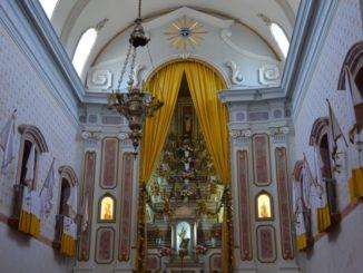 church – inside, Jan.2016