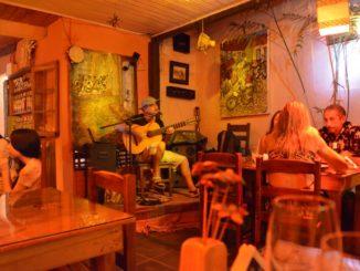 restaurant – music, Jan.2016
