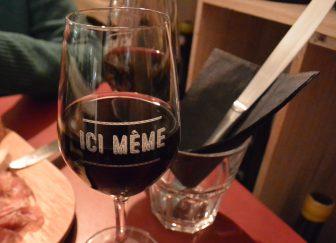 France-Paris-Enoteca-Ici Méme-wine