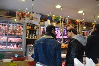Francia-Parigi-ristorante-Les Provinces Boucherie