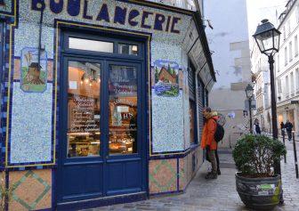 Il giorno della manifestazione dei Gilet Gialli a Parigi