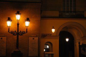 Overnight in Parma