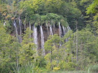 Croatia, Plitvice – waterfalls 10, July 2014