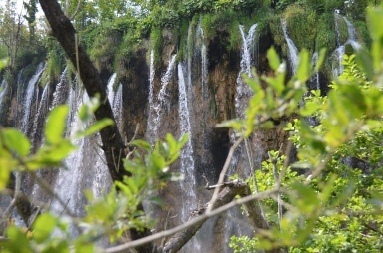 Croatia, Plitvice – waterfalls 9, July 2014 (Plitvice)