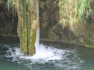 Croatia, Plitvice – waterfall 7, July 2014