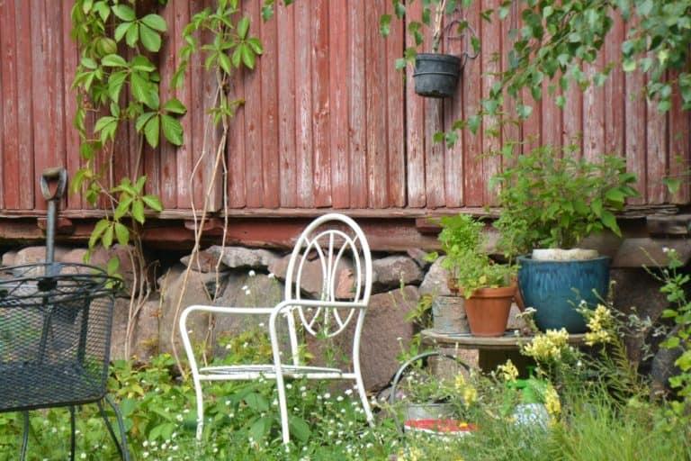 old town – garden, Aug.2015 (Porvoo)