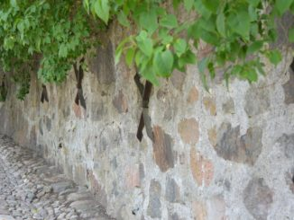 old town – wall, Aug.2015