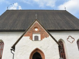 old town – church, Aug.2015