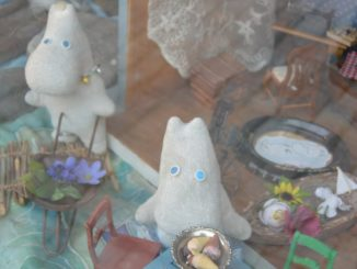 old town – Moomin, Aug.2015