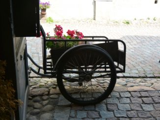 old town – cart, Aug.2015