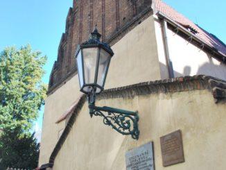 La Vieja-Nueva Sinagoga