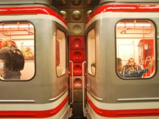 Verso il castello di Praga con la metro