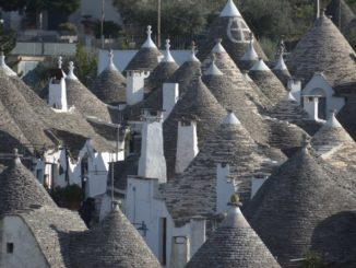 The Trulli town, Alberobello