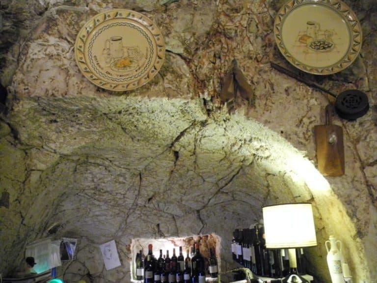 El restaurante que solía ser un horno de pan