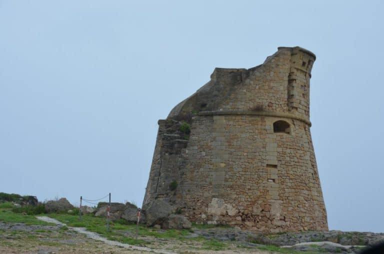 サラセン塔