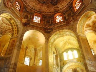 Basilica of San Vitale – inside 3, Feb.2015