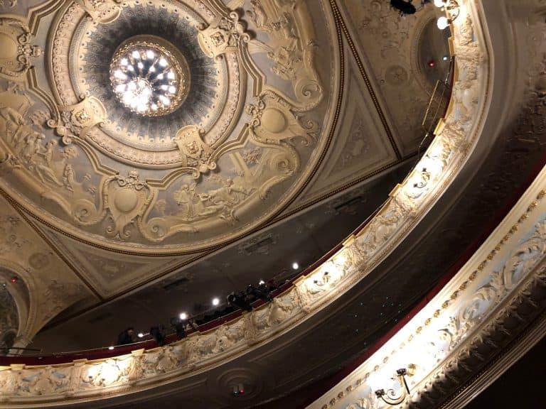 リッチモンド劇場でバレエを観る