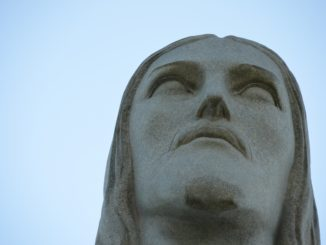 Corcovado – face of the Christ, Jan.2016