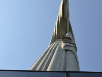 Corcovado – side view of Christ, Jan.2016