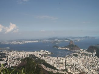 Corcovado – panorama, Jan.2016