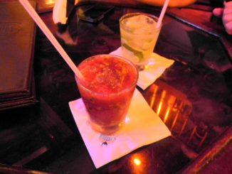 night club – drinks, Jan.2016