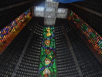 モダンな大聖堂