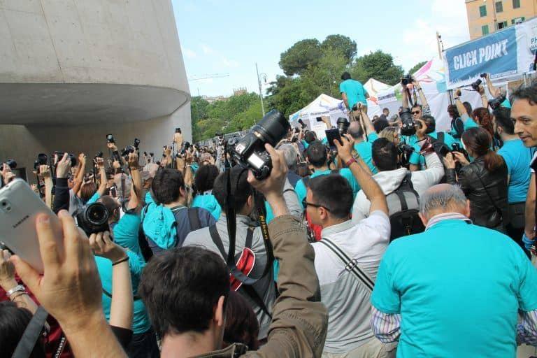 Abbiamo partecipato alla fotomaratona di Roma