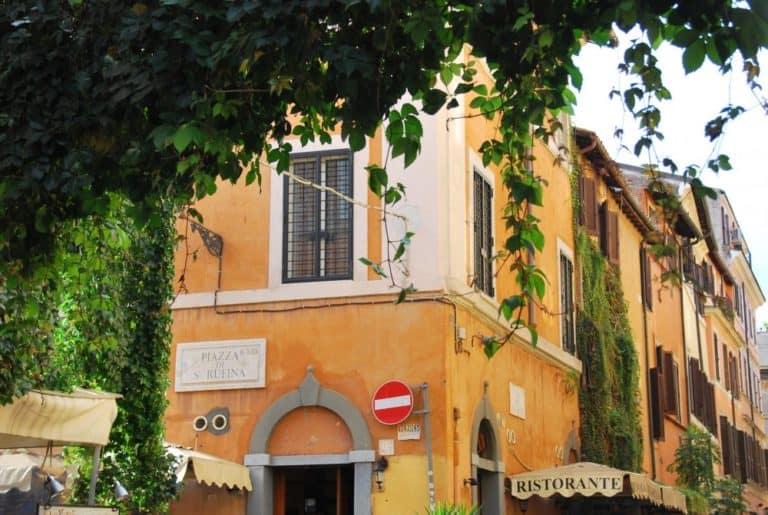 Ingrassarsi a Roma