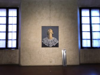 Exhibición Encantadora en el Palacio