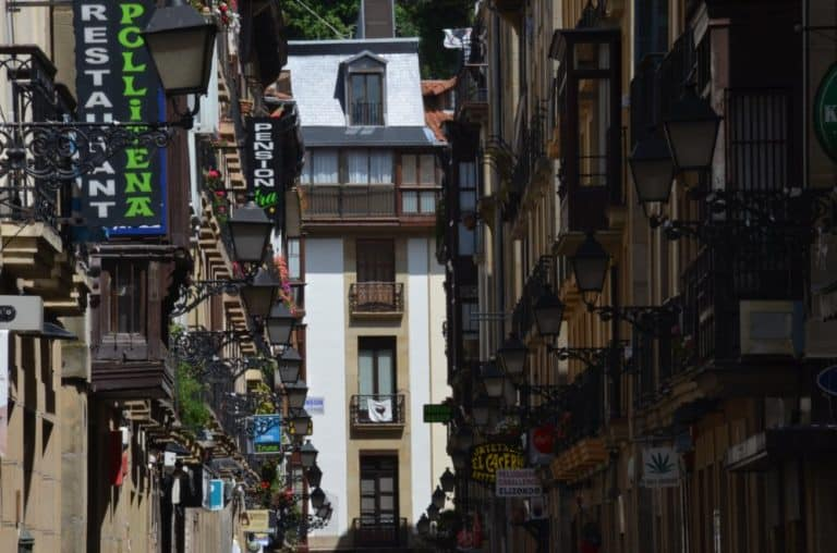 La città vecchia è la città dei Pintxos