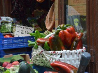 Spain, San Sebastian – pepper, May 2014