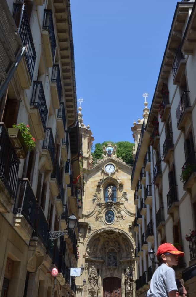 スペイン-バスク-サン・セバスチャン