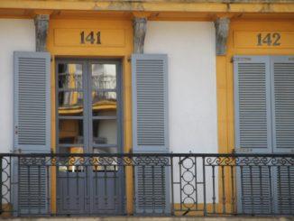 Spain, San Sebastian – reflection, May 2014