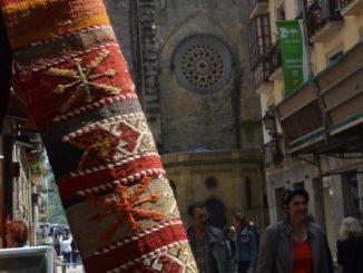 Spain, San Sebastian – rug, May 2014