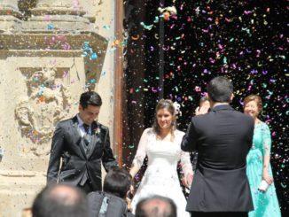 Spain, San Sebastian – confetti, May 2014