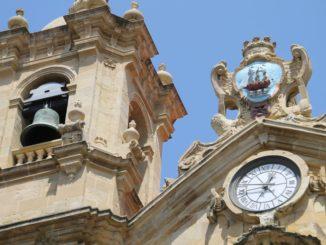 Spain, San Sebastian – detail of the church, May 2014
