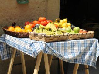 Spain, San Sebastian – fruits, May 2014