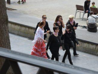 Spain, San Sebastian – one and five, May 2014