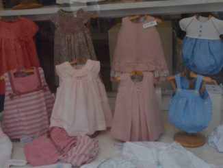 Abiti per bambini nei Paesi Baschi