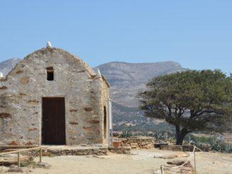 Chiesa e dopo resti