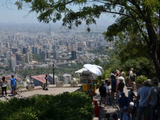 San Cristobal Hill – people, Dec.2015
