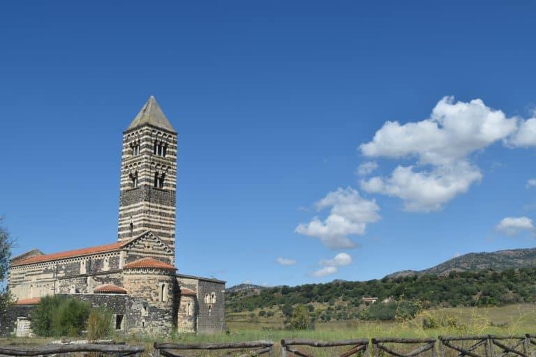Basilica di Saccargia, la volevo visitare da tanto tempo