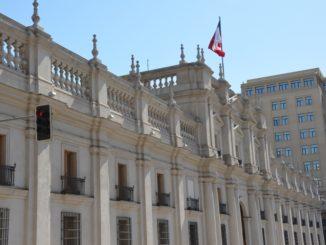 Palazzo La Moneda
